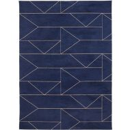 Dywan Carpet Decor Magic Home MARLIN indigo - Dywan Carpet Decor Magic Home MARLIN indigo - dywan_carpet_decor_marlin_indigo_witek_pl_1.jpg