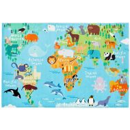 Dywan Obsession TORINO KIDS TOK 233 world map - Dywan dziecięcy Obsession TORINO KIDS TOK 233 world map - dywan_obsession_torino_kids_tok_233_world_map_witek_pl_(1).jpg