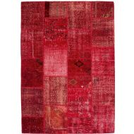Dywan Obsession PATCHWORK SPIRIT 550 SPI red