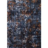 Dywan Carpet Decor FLAME rusty blue - Dywan Carpet Decor FLAME rusty blue - flamerustyblue_awitek_pl.jpg