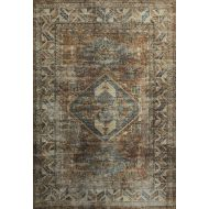 Dywan Carpet Decor Magic Home Print PERSIAN brown - Dywan Carpet Decor Magic Home Print PERSIAN brown - persianbrown-0.jpg