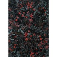 Dywan Carpet Decor Magic Home SECRET black - Dywan Carpet Decor Magic Home SECRET black - secretblack_awitek_pl.jpg