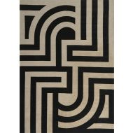 Dywan Carpet Decor Art Deco TIFFANY black - Dywan Carpet Decor Art Deco TIFFANY black - tiffanyblack-0.jpg