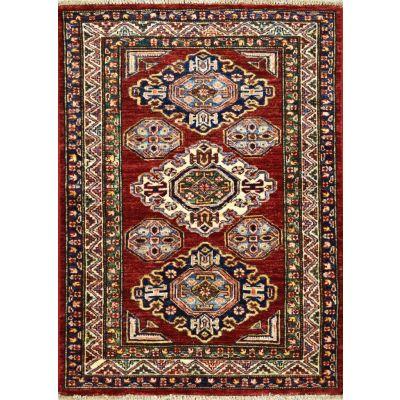 Dywan Orientalny Super Kazak Wełna 79x109 Cm Dywany