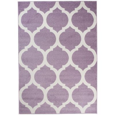 Dywan T824a Light Lilac Happy Ebr Kartal Carpets Dywany